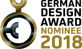 Grimmeisen Licht - German Desing Award Nominee 2018