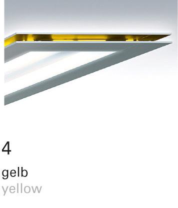 Licht im Format – Farbfilter 4 gelb