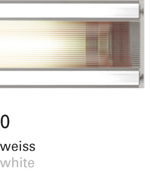 Licht im Format – iMexx Farbfilter 0 weiss