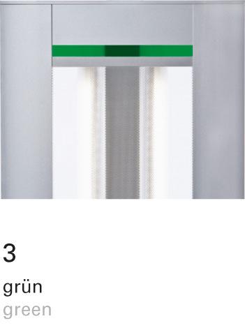 Licht im Format – INSPIRION Farbfilter 3 grün