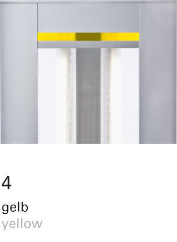 Licht im Format – INSPIRION Farbfilter 4 gelb