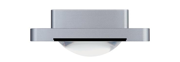 ONYXX.LED – BASE 3 – Deckenleuchte – Plankonvexlinse 80