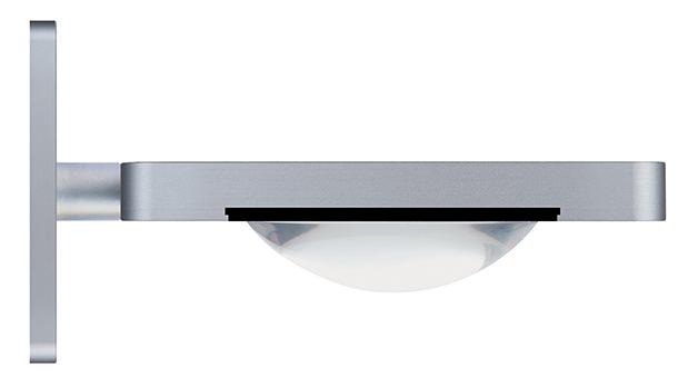 ONYXX.LED – DUAL 1 – Wandleuchte - Plankonvexlinse 80