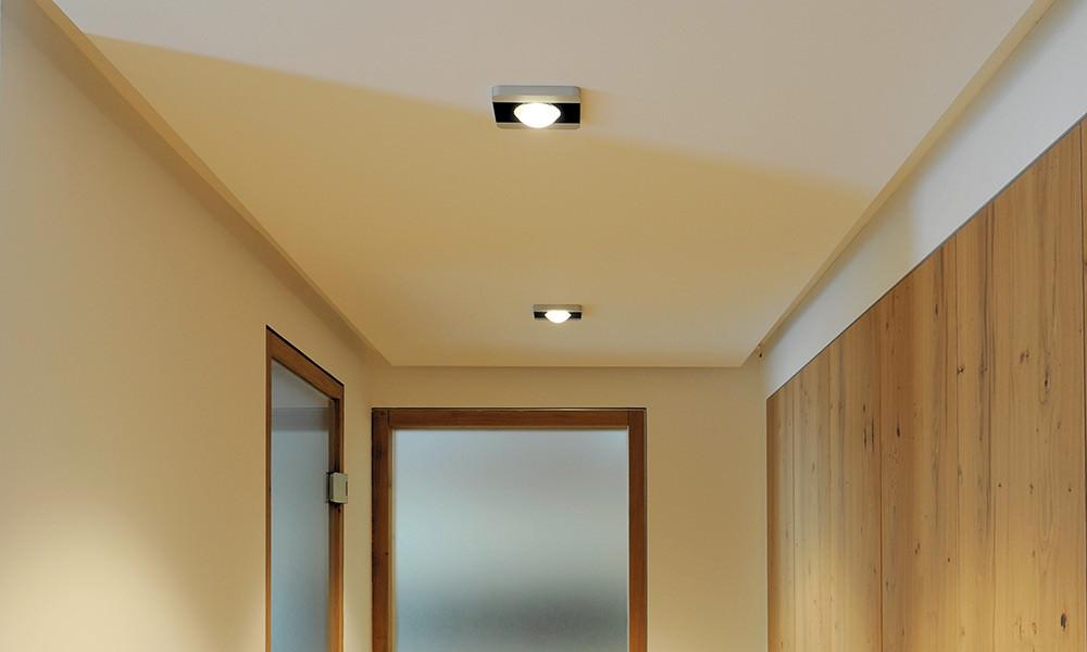 ONYXX.LED – BASE 2 – Deckenleuchte