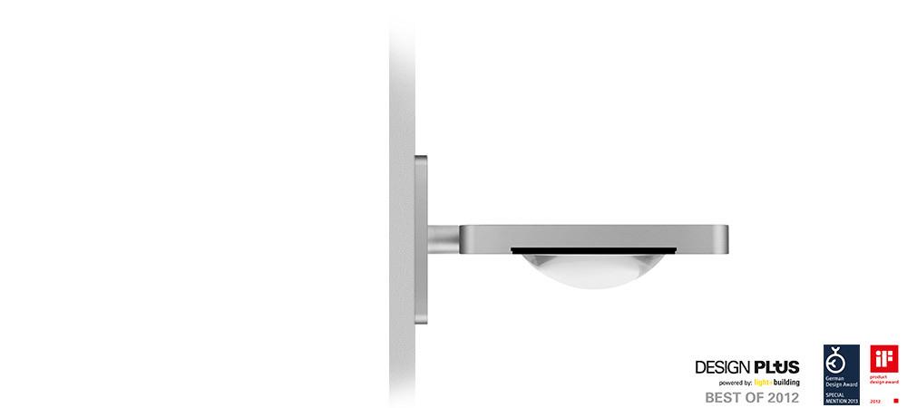 ONYXX.LED – DUAL 1 – Wandleuchte
