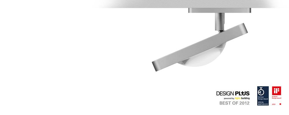 ONYXX.LED – MOVE 1 – Deckenleuchte