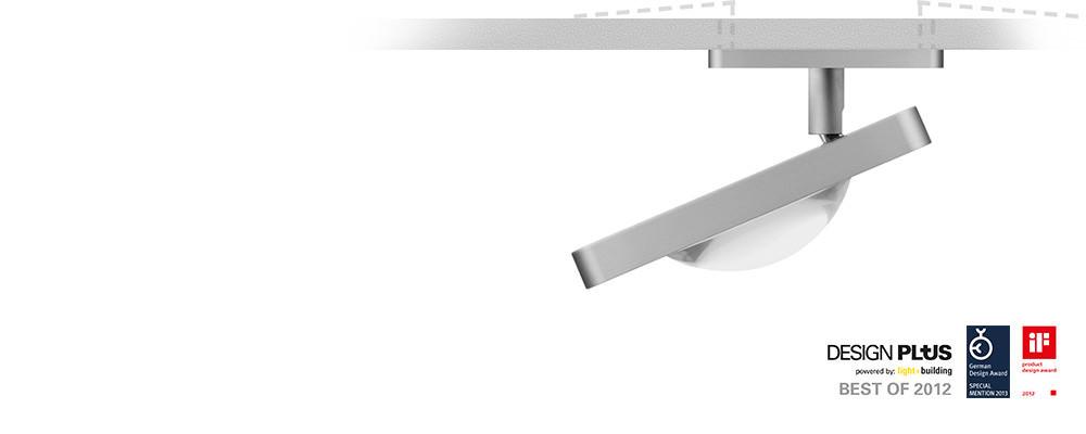 ONYXX.LED – MOVE 2 – Deckenleuchte