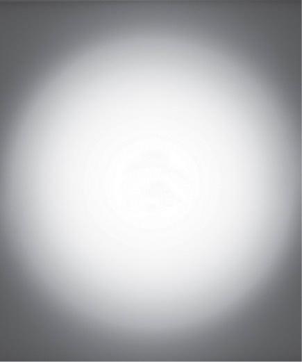 Lichtführung (Draufsicht) Plankonvexlinse 80°