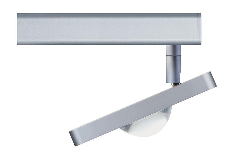 ONYXX.LED – SYSTEM 2 – Decken- und Wandleuchte – Plankonvexlinse 50°