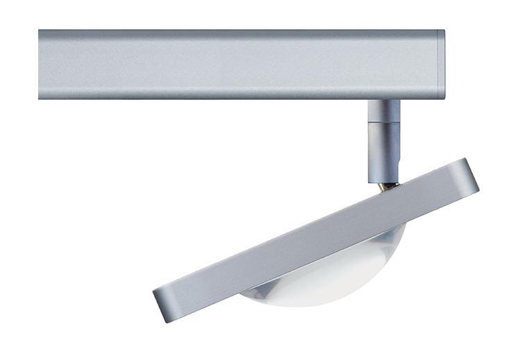 ONYXX.LED – SYSTEM 2 – Decken- und Wandleuchte – Plankonvexlinse 80°