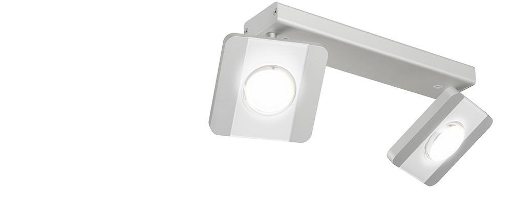 ONYXX.LED – SYSTEM 2 als Deckenleuchte