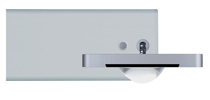 ONYXX.LED – SYSTEM 3 – Decken- und Wandleuchte – Plankonvexlinse 50