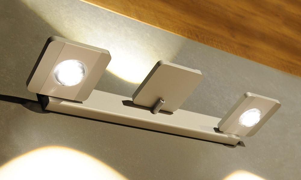 ONYXX.LED – SYSTEM 3 – als Wandleuchte