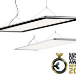 ONYXX AIR Pendelleuchte German Design Award Winner 2018