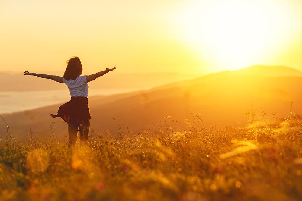 Der Sonne so nah und Farben werden lebensecht - ONYXX LINEA Pendelleuchte