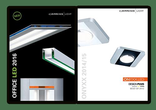 Kataloge ONYXX.LED & OFFICE