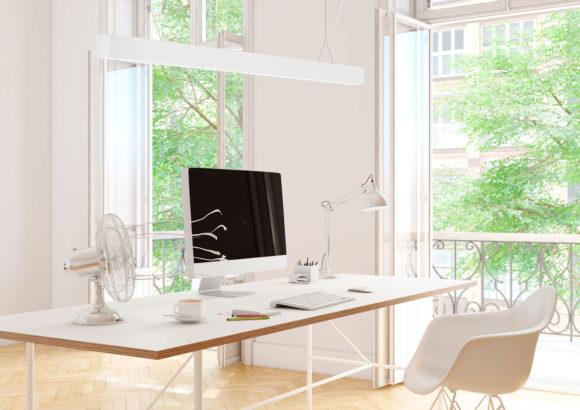 iMexx Swing LED Pendelleuchte - Home-Office