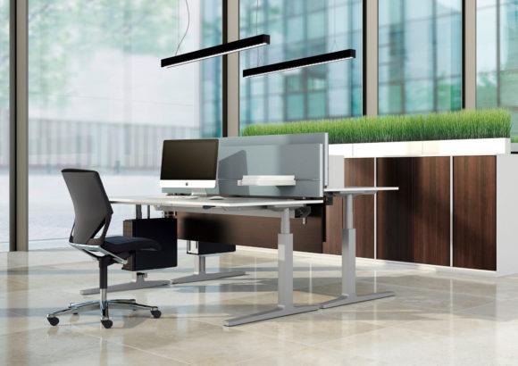 iMexx Swing LED Pendelleuchte - Office