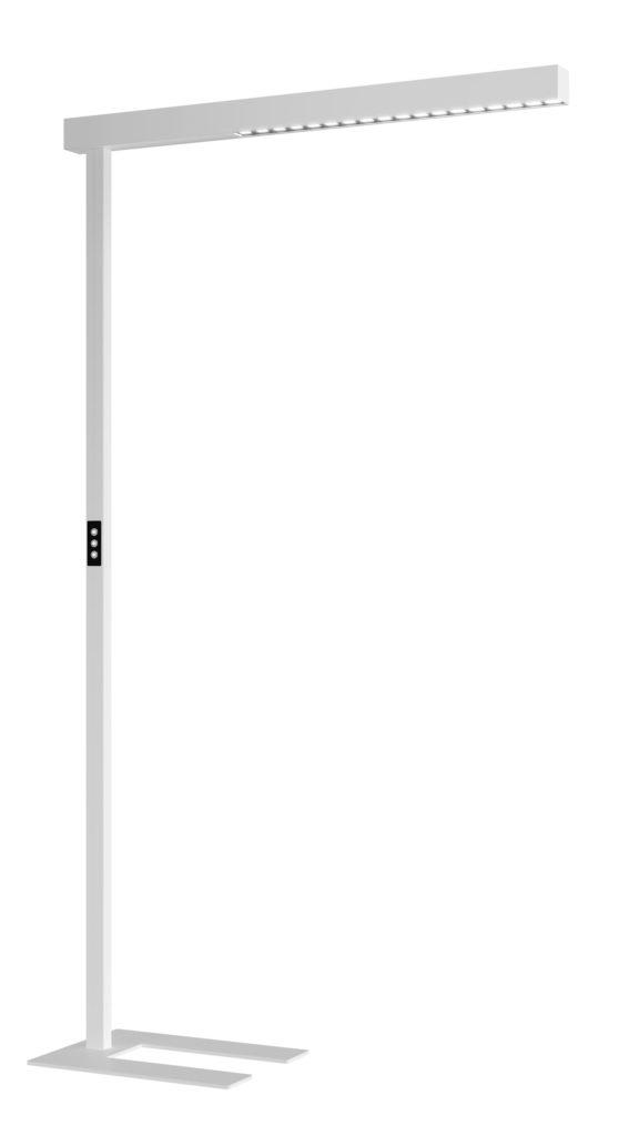 iMexx Stehleuchte - RLT Optik - White Version
